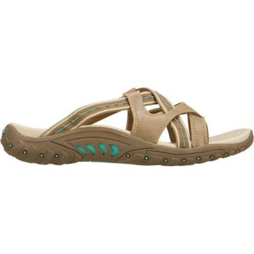 Women's Skechers Reggae Soundstage Taupe - Thumbnail 1