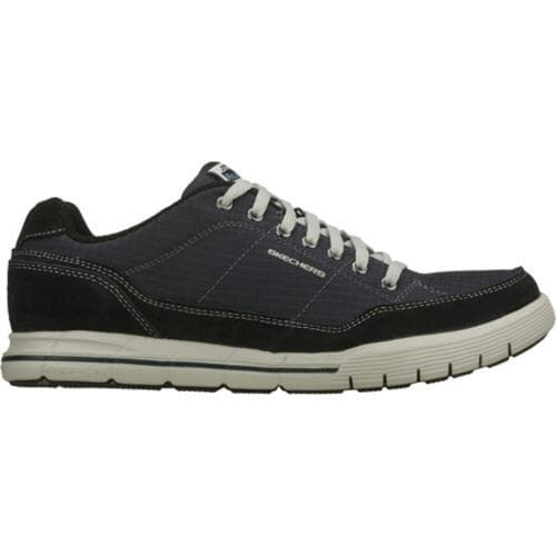 Men's Skechers Relaxed Fit Arcade II Circulate Navy - Thumbnail 1
