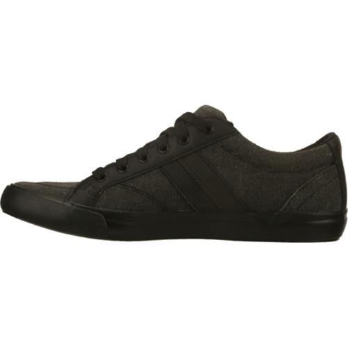 Men's Skechers Planfix Deion Black - Thumbnail 2