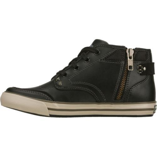 Boys' Skechers Planfix Effective Black - Thumbnail 2