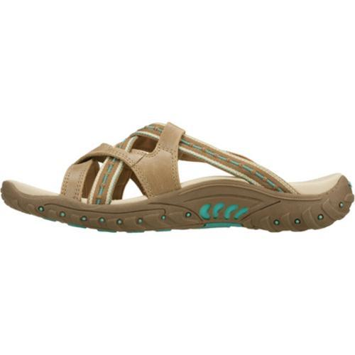 Women's Skechers Reggae Soundstage Taupe - Thumbnail 2