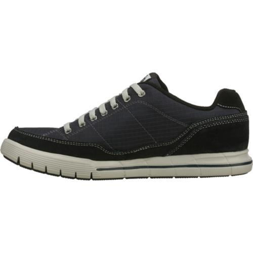 Men's Skechers Relaxed Fit Arcade II Circulate Navy - Thumbnail 2