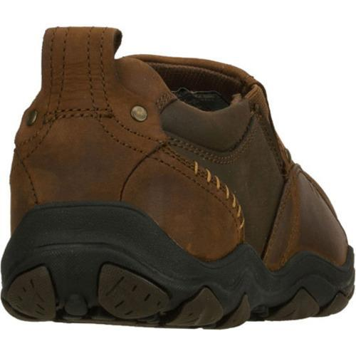Men's Skechers Relaxed Fit Bolland Tailor Brown - Thumbnail 2