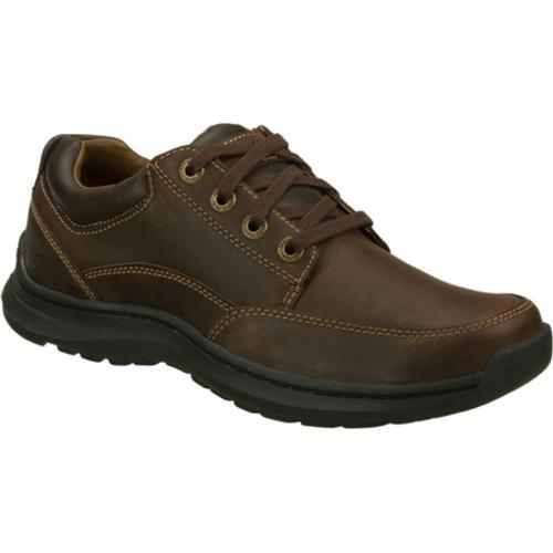 Men's Skechers Relaxed Fit Botein Verman Brown/Brown - Thumbnail 0