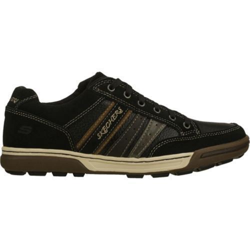 d43dc4d64995 Shop Men s Skechers Rogan Molino Black - Free Shipping Today ...
