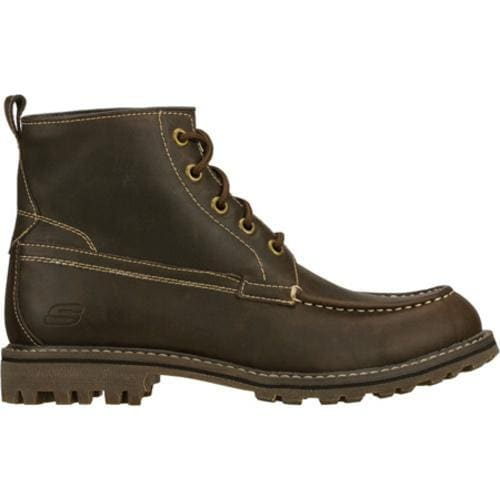 Men's Skechers Roven Avoke Brown - Thumbnail 1