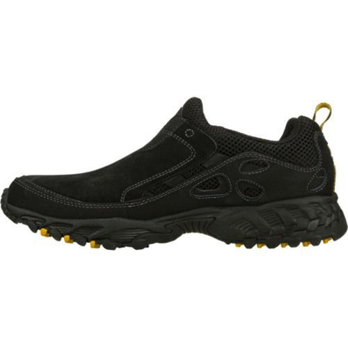 Men's Skechers Spider Plod Black - Thumbnail 2