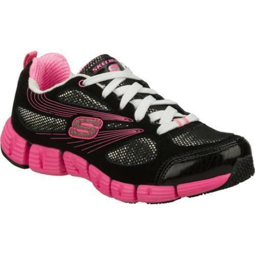 Girls' Skechers Stride Black/Pink