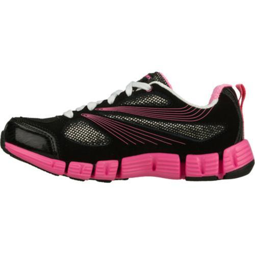 Girls' Skechers Stride Black/Pink - Thumbnail 2