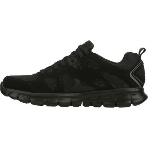 Men's Skechers Synergy Gridiron Black - Thumbnail 2