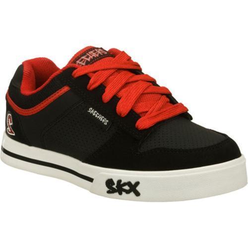 Boys' Skechers Vert 2 Black/Red