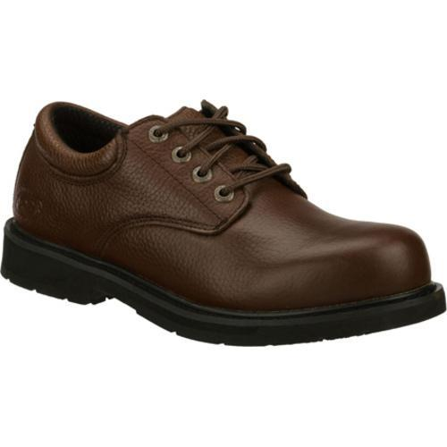 Men's Skechers Work Exalt Brown - Thumbnail 0