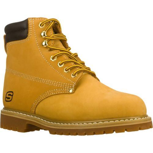 Men's Skechers Work Foreman Storm Natural - Thumbnail 0