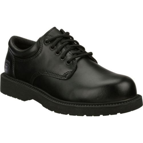 Men's Skechers Work Savant SR Black - Thumbnail 0