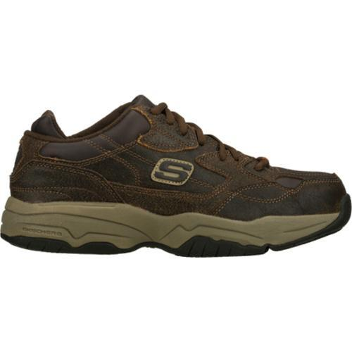 Men's Skechers Work Felix Blasted Brown