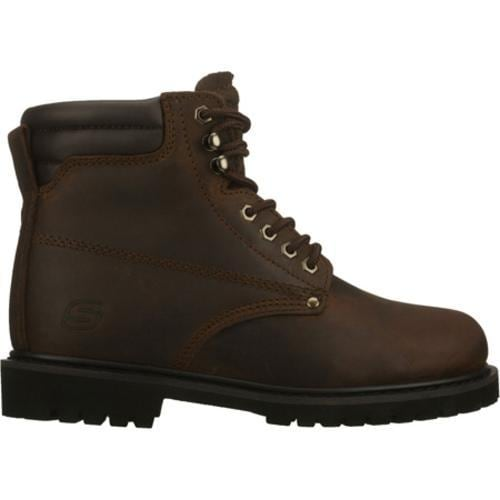 Men's Skechers Work Foreman Storm Brown - Thumbnail 1