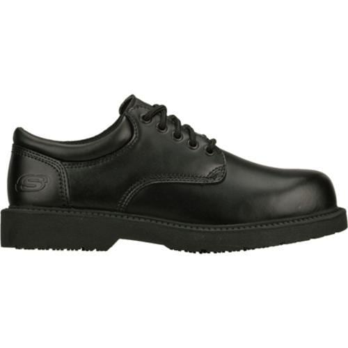 Men's Skechers Work Savant SR Black - Thumbnail 1