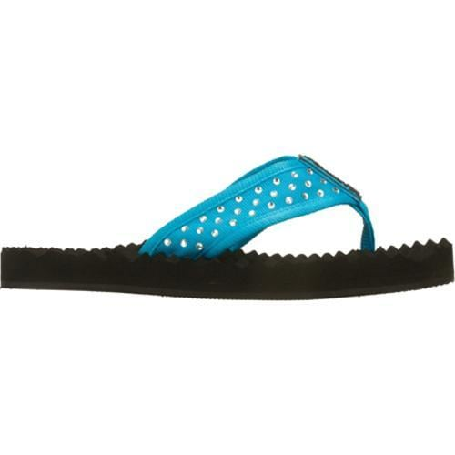Women's Skechers Works Kiss and Run Blue - Thumbnail 1