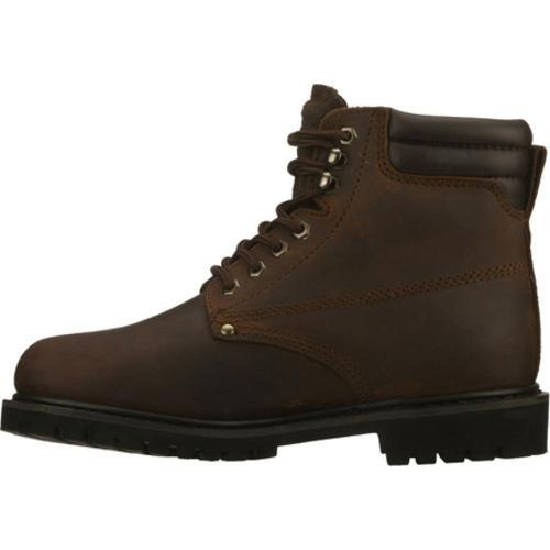 Men's Skechers Work Foreman Storm Brown - Thumbnail 2