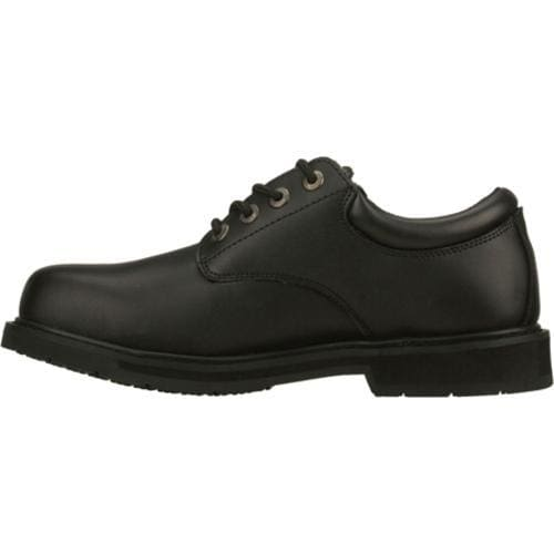 Men's Skechers Work Savant SR Black - Thumbnail 2
