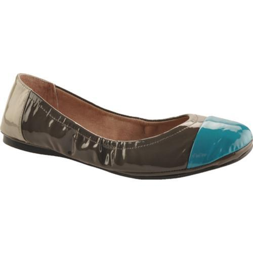 Women's Vince Camuto Ernest Caribbean Lambskin/Patent