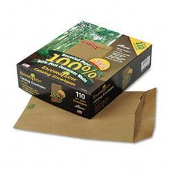 Ampad Envirotech 60lb. Clasp Envelope Side Seam