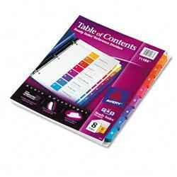 Avery Ready Index Contemporary Contents Divider