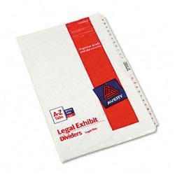 Avery Avery-Style Legal Side Tab Divider Title: