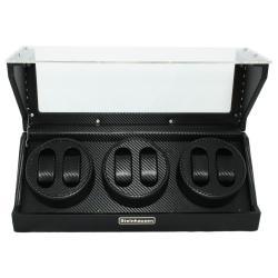 Steinhausen 4-mode Polyurethane Leather Six Watch Winder