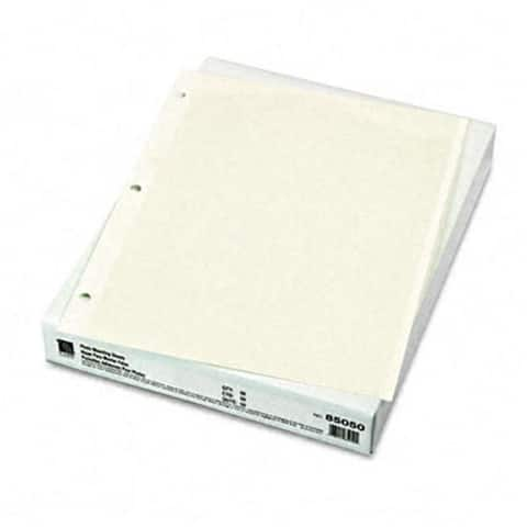 C-Line Redi-Mount Photo Sheets 3-Hole Punched 11