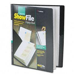 Cardinal ShowFile Display Book with Custom Cover