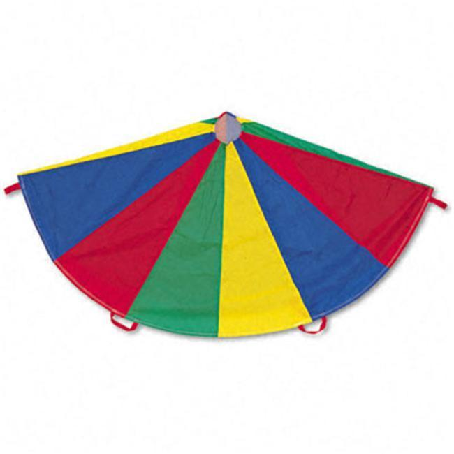 Champion Sport Nylon Multicolor Parachute 24-ft.