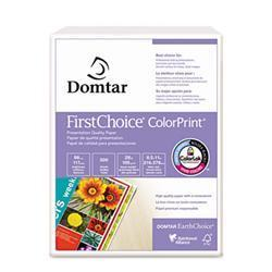 Domtar First Choice Copy/Laser/Inkjet Paper 98