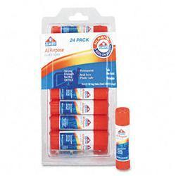 Elmers All-Purpose Permanent Glue Stick White