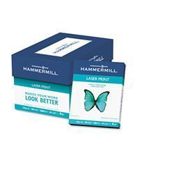 Hammermill Laser Print Copy/Laser Paper White 98