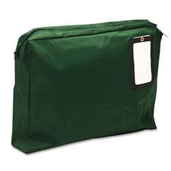 MMF Expandable dark green transit sack 18w x 14h