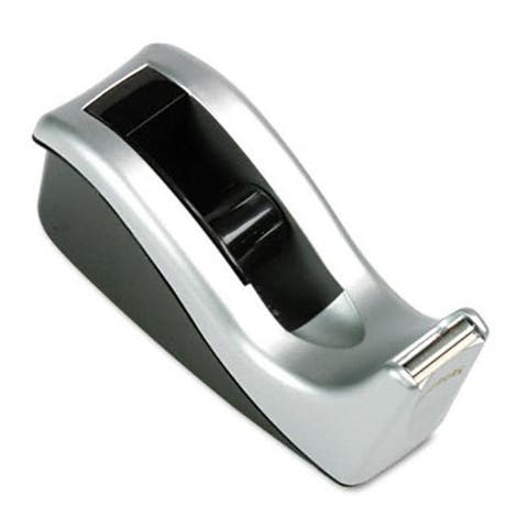 3M Value Desktop Tape Dispenser Attached 1