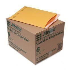 Sealed Air Jiffylite Self-Seal Mailer Side Seam