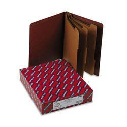 Smead Pressboard End Tab Classification Folders