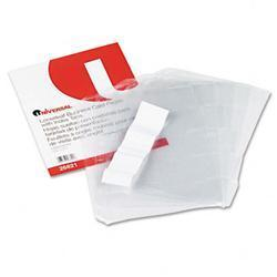 Universal Business Card 3-ring Binder Pages (Pack of 6)