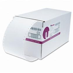 Universal 1 Across Dot Matrix Printer Labels 4 x