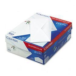 Mead Westvaco Gummed Flap Business Envelope