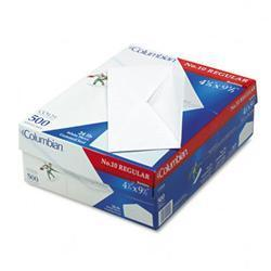 Mead Westvaco Gummed Flap Business Envelope