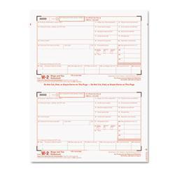 TOPS Tax Forms/W-2 Tax Forms Kit w/24 Forms- 24