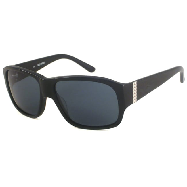 Harley Davidson Women's HDX823 Rectangular Sunglasses