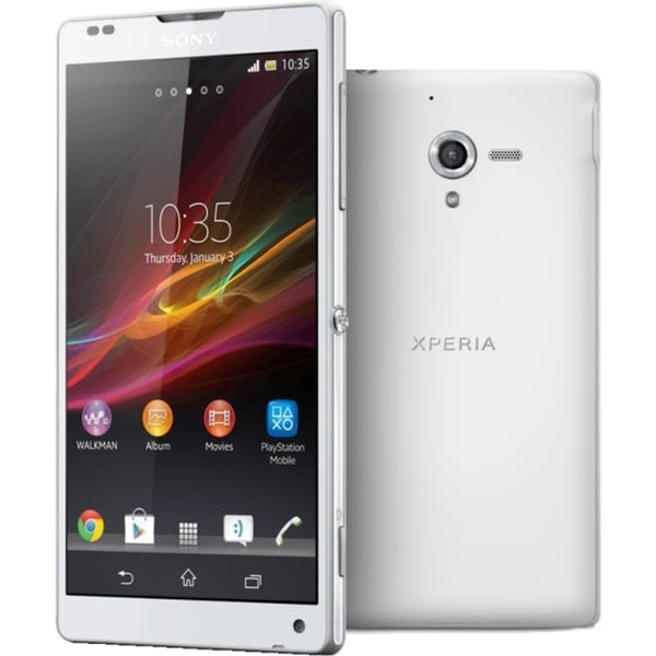 """Sony Mobile Xperia ZL C6506 16 GB Smartphone - 4G - 5"""" LCD 1920 x 108"""