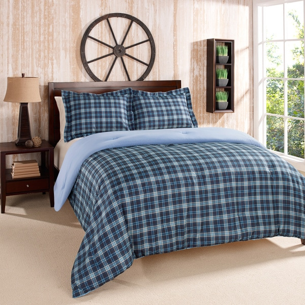 Tommy Hilfiger Grayson 3-piece Comforter Set