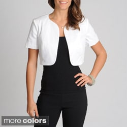 Lennie for Nina Leonard Women's Cotton Jacket