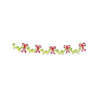 Sizzix Sizzlits Decorative Garland & Vine Strip Die