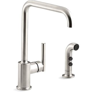 Kohler Purist Primary Swing Spout with Spray
